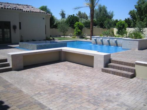 1Legacy Pools LLC Phoenix AZ pool builder