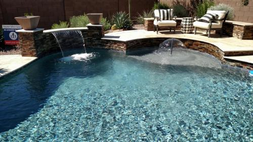 5 Legacy Pools LLC Phoenix AZ pool builder