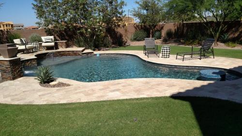6 Legacy Pools LLC Phoenix AZ pool builder