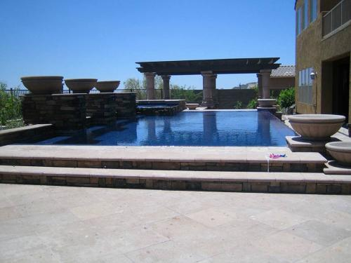 7 Legacy Pools LLC Phoenix AZ pool builder